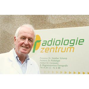 Prim. Dr. med. Günther Schamp